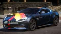 Aston Martin Vanquish LT PJ1 for GTA 4