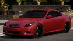 Infiniti G37 S-Tuned for GTA 4