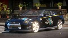 Nissan GT-R35 MS