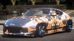 Nissan 370Z TR PJ2 for GTA 4