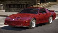 1991 Pontiac Firebird PJ5 for GTA 4