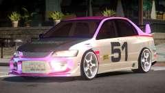 Mitsubishi Lancer G-Style PJ1 for GTA 4