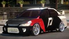 Mitsubishi Lancer G-Style PJ5 for GTA 4