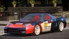 Honda NSX Racing Edition PJ1 for GTA 4