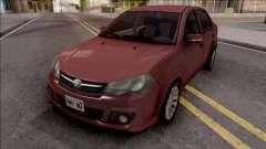 Proton Saga FLX v2.0 for GTA San Andreas