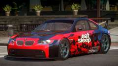 BMW M3 GT2 MS PJ1 for GTA 4