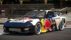 Mazda RX7 PSR PJ1 for GTA 4