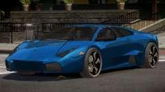 Lamborghini Reventon E-Style for GTA 4