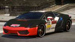 Lamborghini Gallardo LP560 MR PJ3 for GTA 4