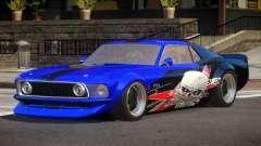 Ford Mustang TR Custom PJ2 for GTA 4