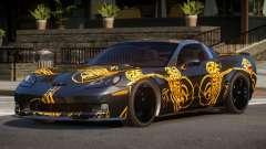 Chevrolet Corvette R-Tuned PJ6 for GTA 4