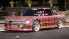 Nissan Silvia S13 TR PJ5 for GTA 4