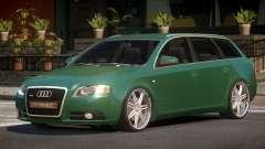 Audi S4 BS for GTA 4