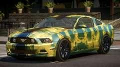 Ford Mustang GST PJ4 for GTA 4