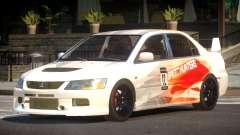 Mitsubisi Lancer IX SR PJ6 for GTA 4