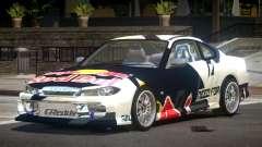 Nissan Silvia S15 M-Sport PJ2 for GTA 4