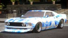 Ford Mustang TR Custom PJ1 for GTA 4