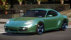 Porsche Cayman TR for GTA 4