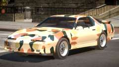 1991 Pontiac Firebird PJ2 for GTA 4