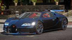 Bugatti Veyron 16.4 R-Tuning for GTA 4