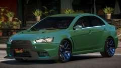 Mitsubishi Lancer Evo X RE for GTA 4