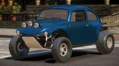 Volkswagen Fusca Custom for GTA 4