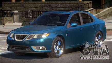 Saab 9-3 TR for GTA 4