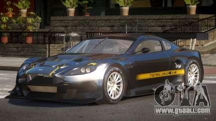 Aston Martin DBR9 G-Sport PJ4 for GTA 4