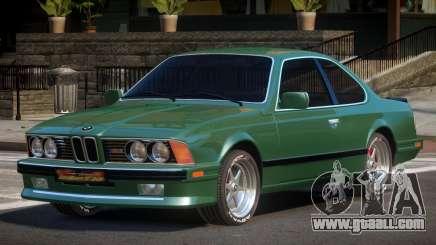 BMW M6 E24 for GTA 4