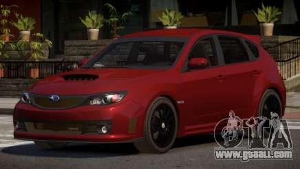 Subaru Impreza CL for GTA 4