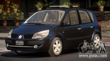 Renault Scenic V1.0 for GTA 4