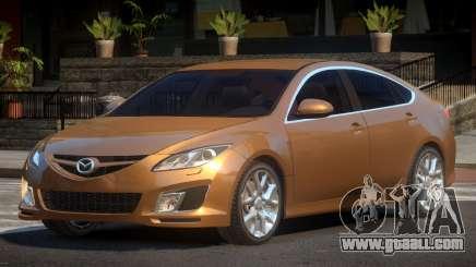 Mazda 6 E-Style for GTA 4