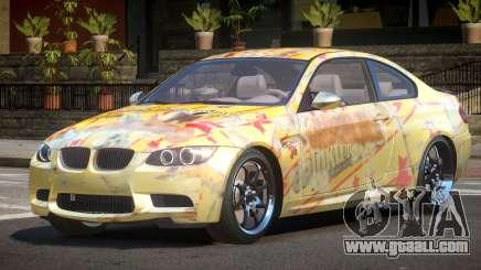 BMW M3 E92 R-Tuned PJ4 for GTA 4
