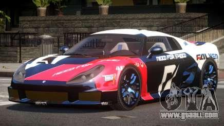 Rossion Q1 M-Sport PJ6 for GTA 4