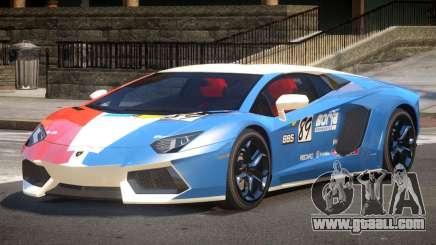 Lamborghini Aventador G-Tuned PJ5 for GTA 4