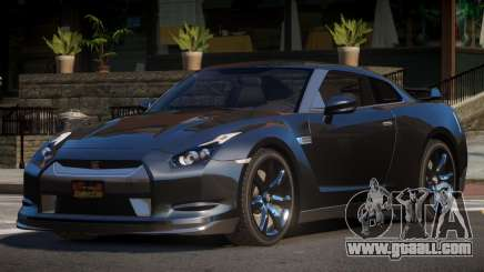 Nissan GTR M-Sport for GTA 4