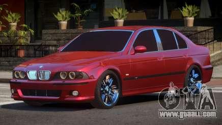 BMW M5 E39 GS for GTA 4