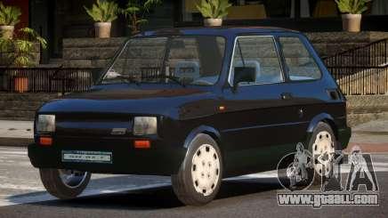 Fiat 126P V1.2 for GTA 4