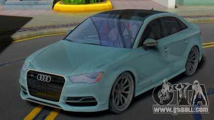 Audi S3 8V for GTA San Andreas