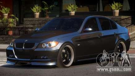 BMW M3 E90 TR for GTA 4