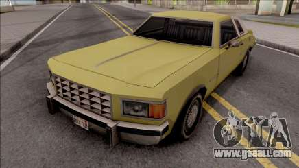 Willard Idaho 1975 for GTA San Andreas