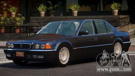 1994 BMW 750i E38 for GTA 4