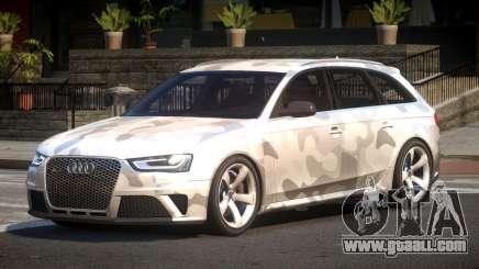 Audi RS4 GST PJ6 for GTA 4