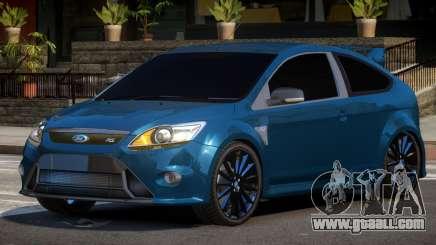 Ford Focus MRS for GTA 4
