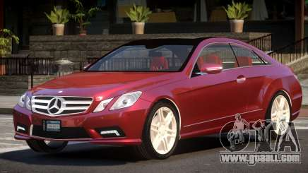 Mercedes Benz E500 LT for GTA 4