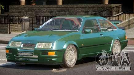 1989 Ford Sierra for GTA 4