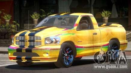 Dodge Ram R-Tuned PJ4 for GTA 4