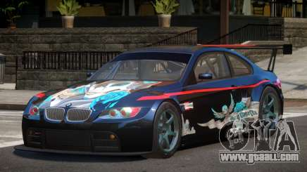 BMW M3 GT2 MS PJ6 for GTA 4