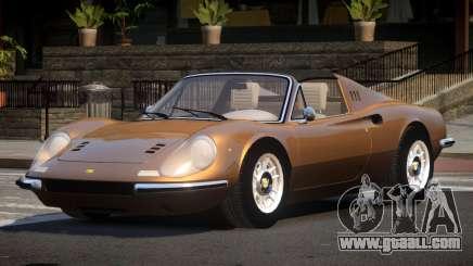 Ferrari Dino SR for GTA 4