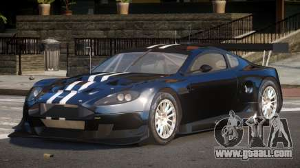 Aston Martin DBR9 G-Sport for GTA 4